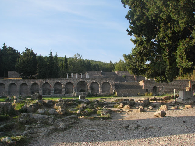 The Asclepeion