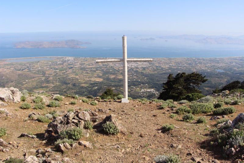Mount Dikaios Mountain Top
