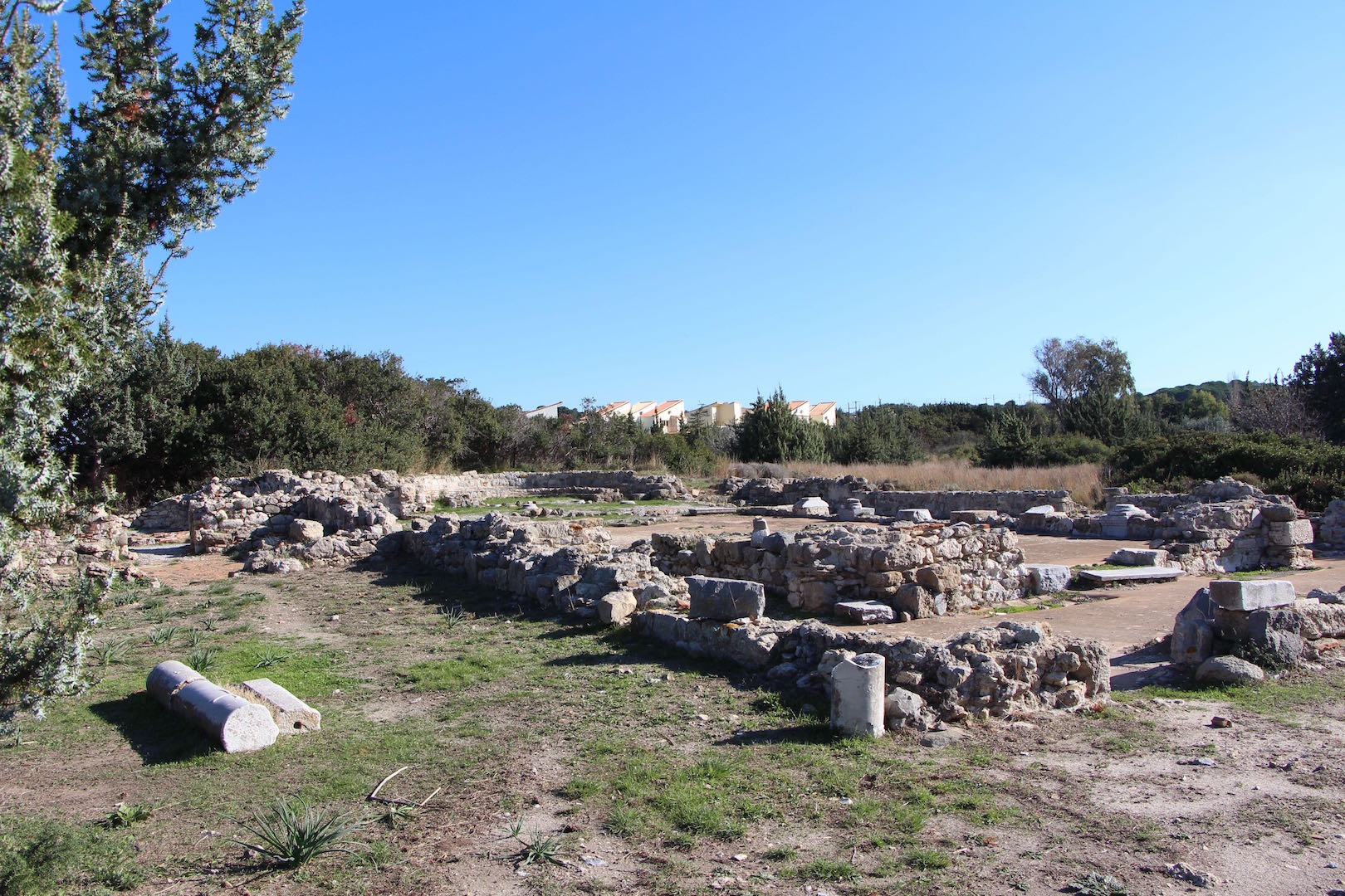Aghios Ioannis Basilica Mastichari