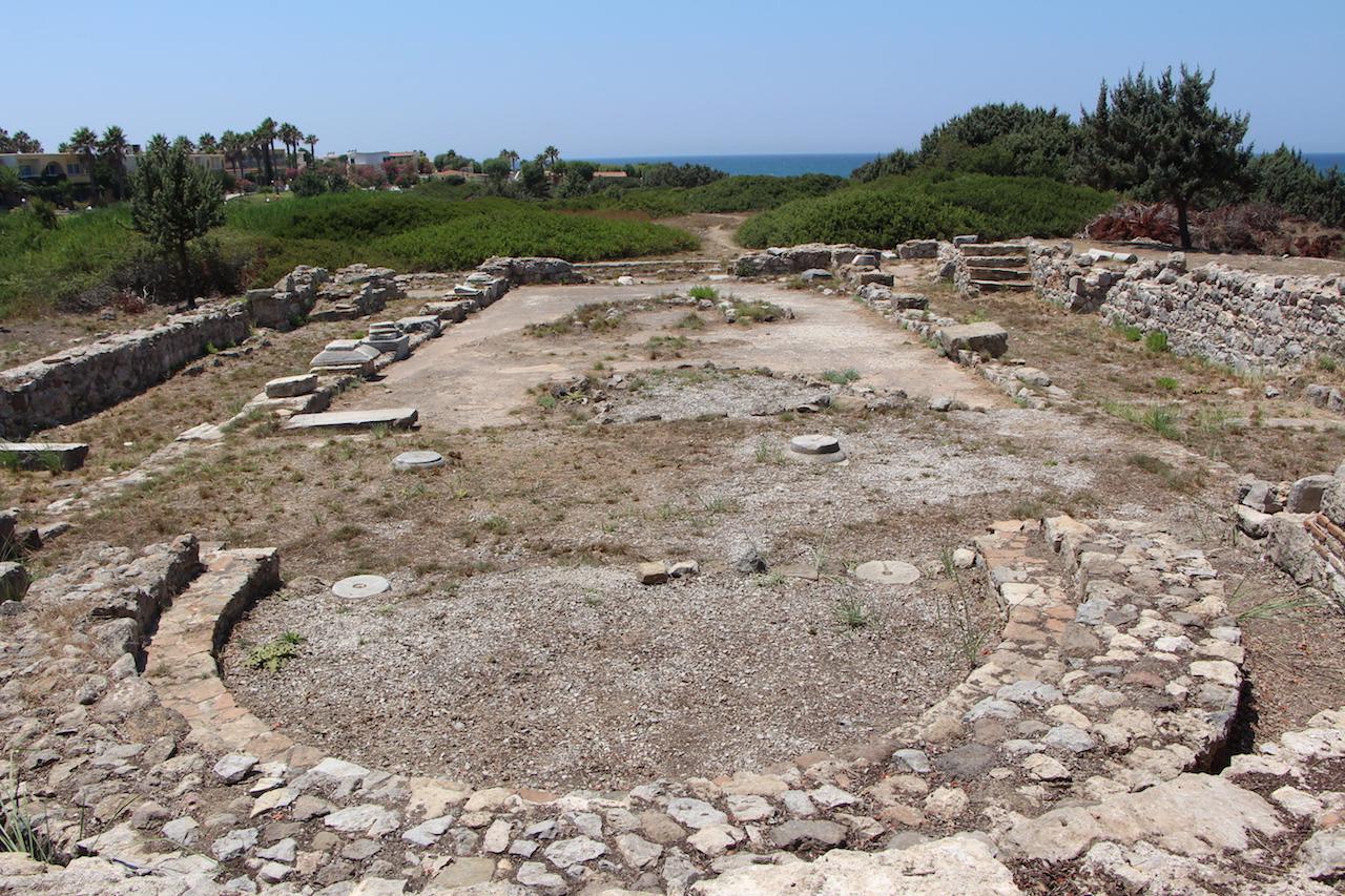 Aghiops Ioannis Basilica Mastichari
