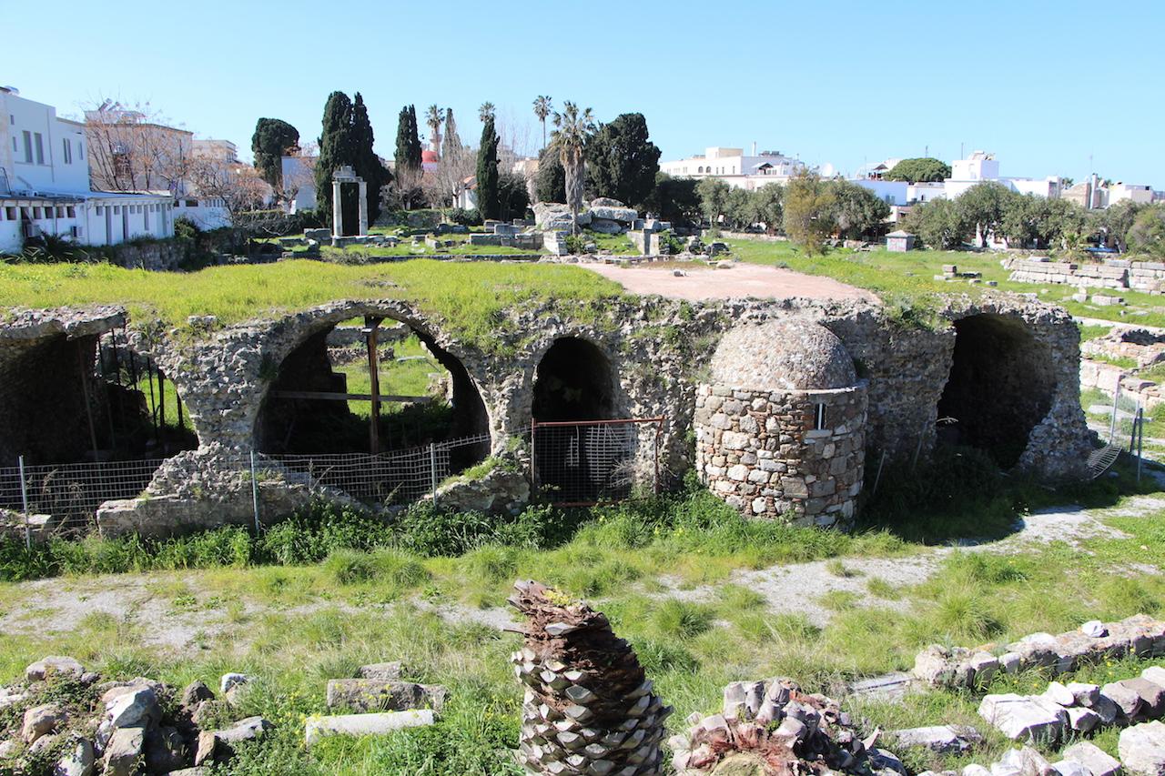Eastern Archeological Site