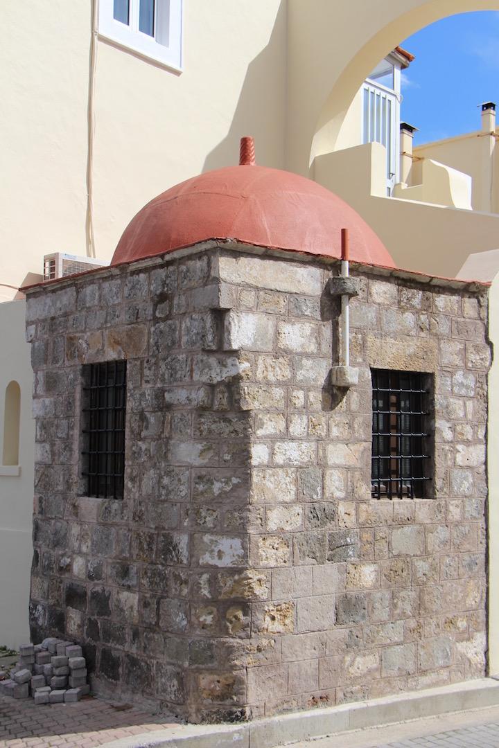 Hatzi Pasa Mausoleum