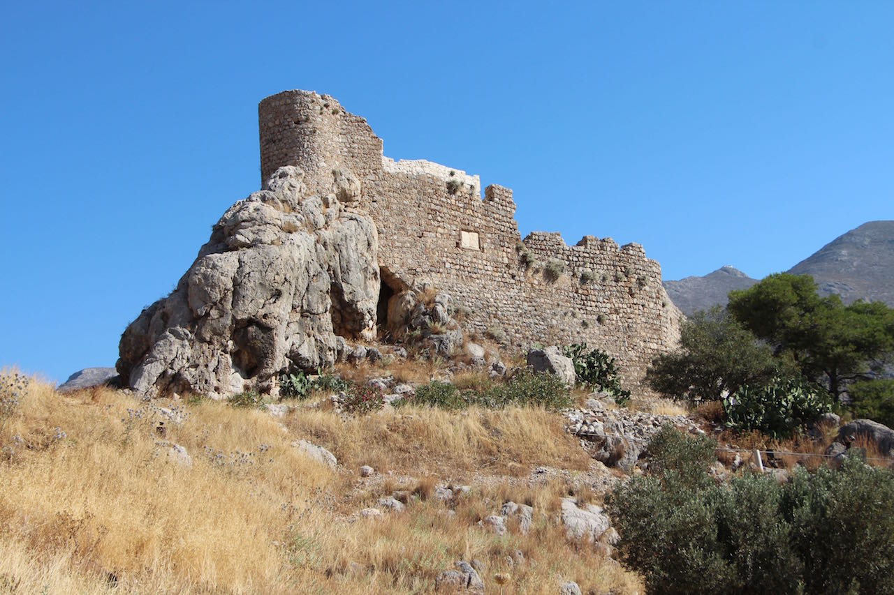 Chrysocheria Castle